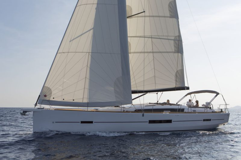 Dufour 520 grand large 2